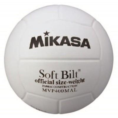 [Mikasa]ミカサバレーボール練習球4号 全国ママさんバレーボール連盟大会公式試合球(MVP400MALP)(00)[取寄商品]