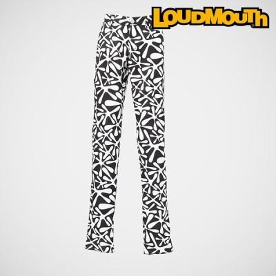 ラウドマウス LOUDMOUTH 日本正規品 メンズ ロングパンツ S M L LL XL XXL 3XL ストレッチツイル