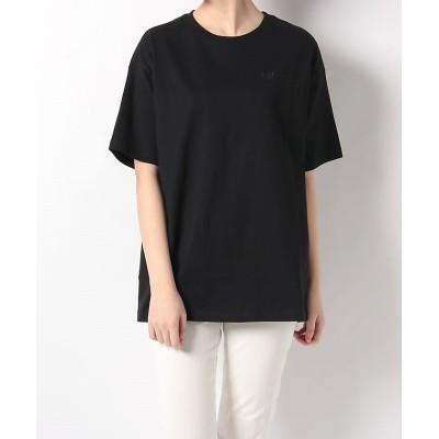 【販売主:スポーツオーソリティ】 ヘム スポーツ/レディス/ORGABITS I AM A GIRL Tシャツ レディース ブラック M SPORTS AUTHORITY