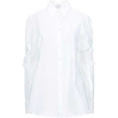 MM6 メゾン マルジェラ MM6 MAISON MARGIELA シャツ ホワイト 38 コットン 100% シャツ
