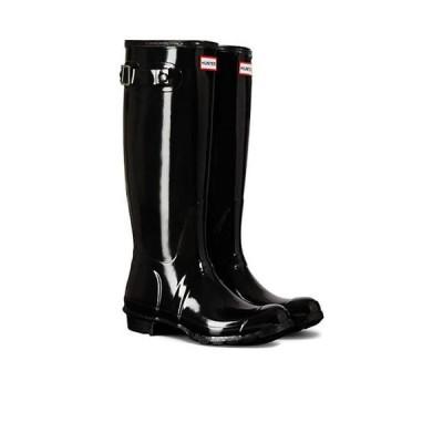 ハンター レディース ブーツ・レインブーツ シューズ Women's Original Tall Gloss Rain Boots