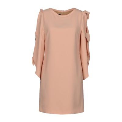 ピンコ PINKO ミニワンピース&ドレス サンド 40 100% ポリエステル ミニワンピース&ドレス