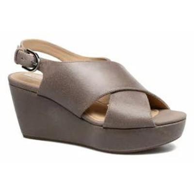 Geox レディースサンダル Geox Sandals D THELMA B D62N9B Grey Smoke grey