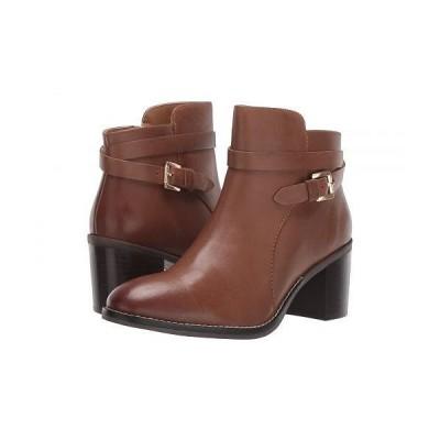 Hush Puppies ハッシュパピーズ レディース 女性用 シューズ 靴 ブーツ アンクルブーツ ショート Hannah Strap Boot - Dachshund Leather
