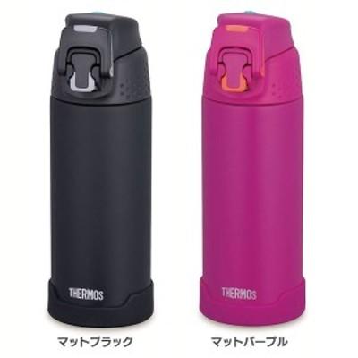 水筒 マグボトル 0.5L 真空断熱スポーツボトル 0.5L FJH-500 全2色 スポーツボトル ステンレスボトル マグボトル 水筒 0.5L ワンタッチオ