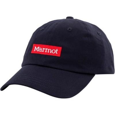 【クリアランス】Marmot マーモット  ベースボールキャップ ユニセックス / BASEBALL CAP / TOARJC34_NV [21SS]
