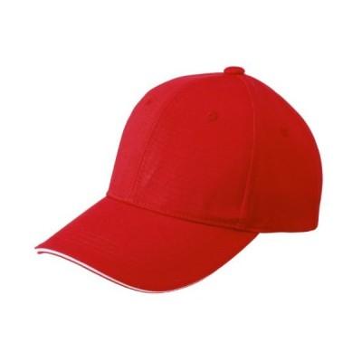 Printstar(プリントスター) 【帽子・キャップ】00712-MTC MTCメジャーツイルキャップ 【レッド】 フリー