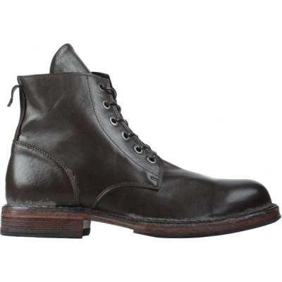 モマ MOMA メンズ ブーツ シューズ・靴 boots Dark brown