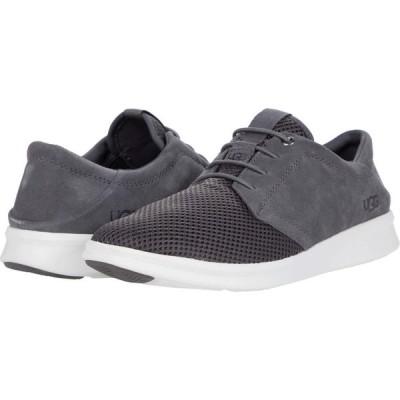 アグ UGG メンズ スニーカー シューズ・靴 Greyson Dark Grey