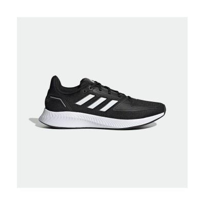 (adidas/アディダス)アディダス/レディス/ランファルコン 2.0 / runfalcon 2.0/レディース コアブラック/フットウェアホワイト/グレーシックス