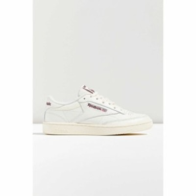 アーバンアウトフィッターズ Urban Outfitters メンズ スニーカー シューズ・靴 Reebok Club C 85 Vintage Sneaker White