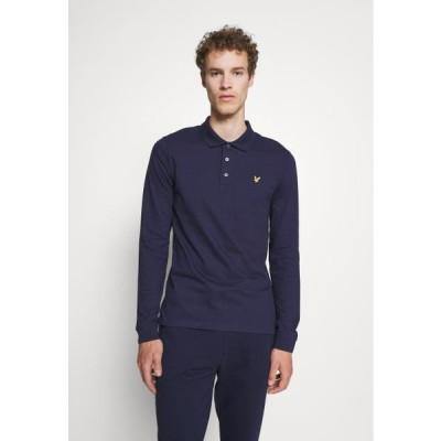 ライルアンドスコット メンズ ファッション Polo shirt - navy
