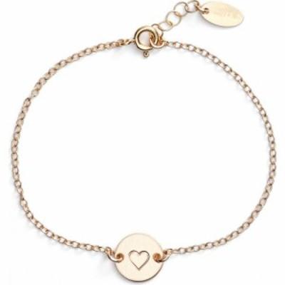 ナシェル NASHELLE レディース ブレスレット ジュエリー・アクセサリー Mini Coin Bracelet Gold