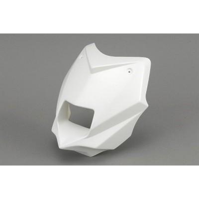 シフトアップ 201205-WG ユーロモタードビキニカウル(白ゲルコート) XR50-100