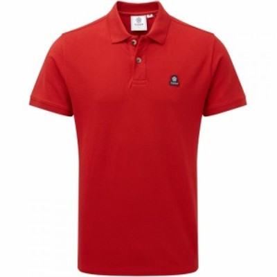 トッグ24 Tog 24 メンズ ポロシャツ トップス Percy Polo Crimson