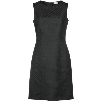 ヴァレンティノ VALENTINO ミニワンピース&ドレス ブラック 42 ポリエステル 65% / アセテート 35% ミニワンピース&ドレス