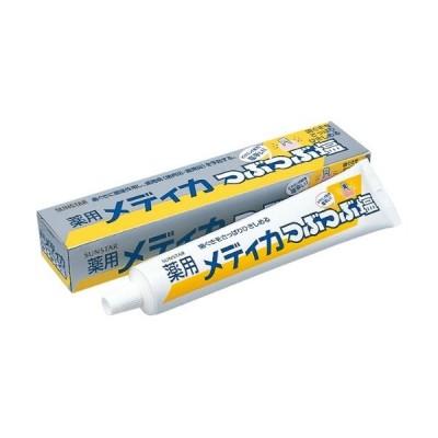 サンスター 薬用メディカ つぶつぶ塩 170g 医薬部外品(ハミガキ粉)×3個セット【po】