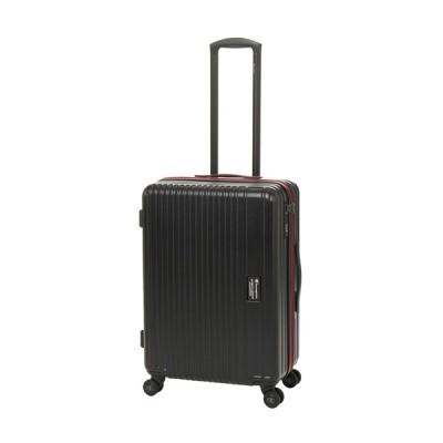 ブラック系 スーツケース【ミドルサイズ】 Champion