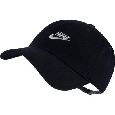 ナイキ Nike メンズ キャップ 帽子 Heritage86 Giannis Freak Basketball Hat Black