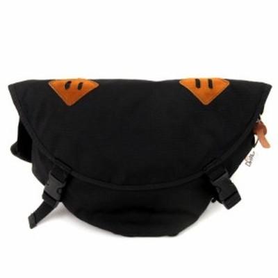 【中古】ドリフター Drifter メイプル melple バッグ ショルダー ボディ キャンバス 黒 ブラック 鞄 FK メンズ