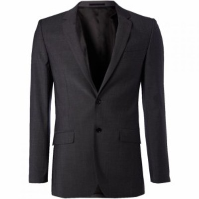 ケネス コール Kenneth Cole メンズ スーツ・ジャケット アウター Wool Mohair Suit Jacket Charcoal