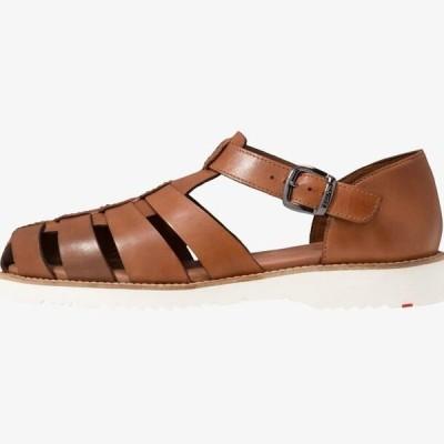 ロイド メンズ 靴 シューズ ELLIOT - Slip-ons - tan