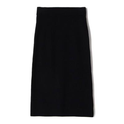 スカート ESTNATION / 地柄ニットタイトスカート