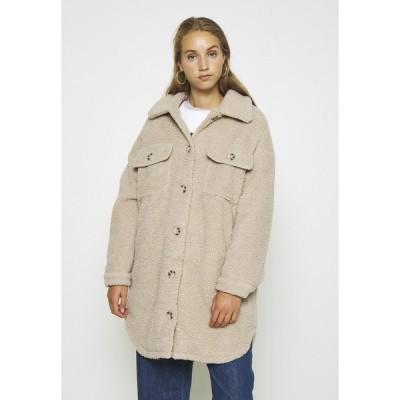 ジェイディーワイ コート レディース アウター JDYSTELLA JACKET  - Winter coat - beige