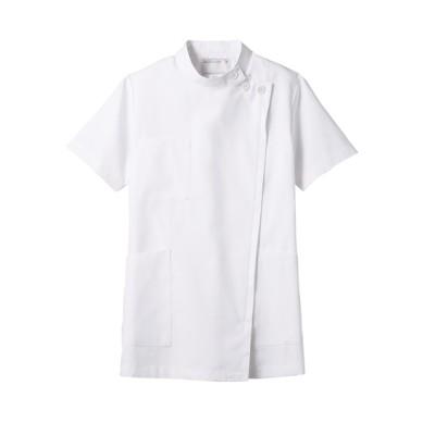 MONTBLANC 72-352 ケーシー(半袖)(女性用) ナースウェア・白衣・介護ウェア