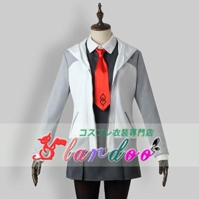 Fate/Grand Order -First Order-   マシュ?キリエライト コスプレ衣装[3685]