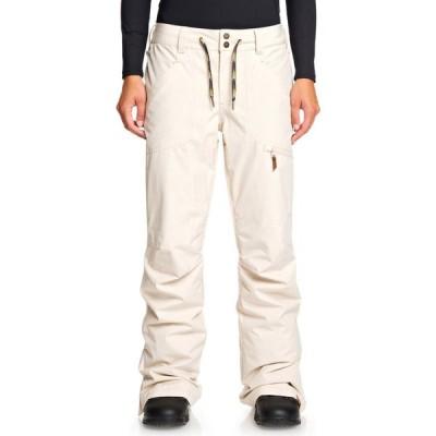 ロキシー Roxy レディース スキー・スノーボード ボトムス・パンツ Nadia Pants Oyster Gray