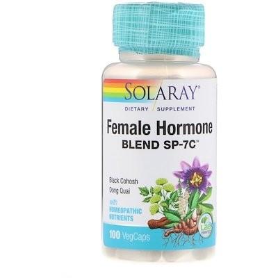 女性ホルモンブレンド SP-7C, 植物性カプセル100粒