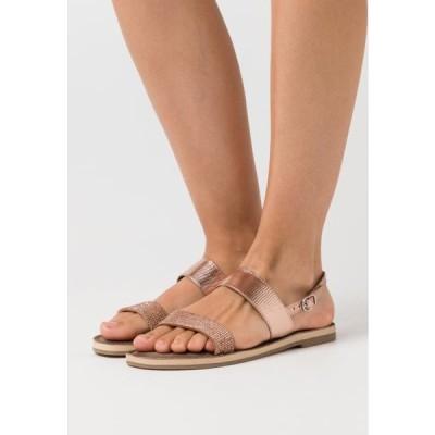 タマリス レディース サンダル Sandals - copper glam