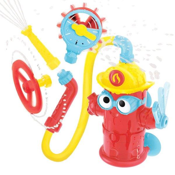 以色列 Yookidoo 百變消防小英雄/洗澡玩具