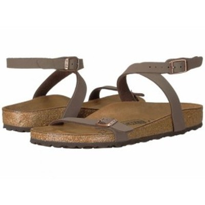 Birkenstock ビルケンシュトック レディース 女性用 シューズ 靴 サンダル Daloa Mocha Birkibuc【送料無料】