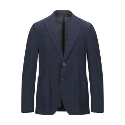 ザ ジジ THE GIGI テーラードジャケット ダークブルー 50 バージンウール 55% / コットン 43% / ポリウレタン 2% テーラー