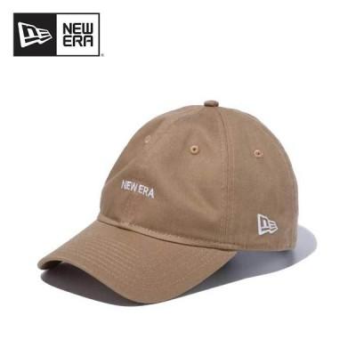ニューエラ キャップ 帽子 9THIRTY クロスストラップ ミニロゴ ウォッシュドコットン 930 MINILOGO CAP 12026715 [201208]