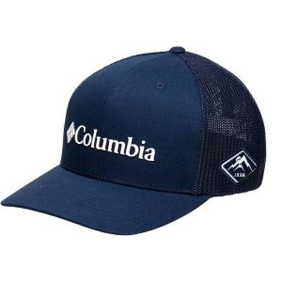 コロンビア メンズ 帽子 アクセサリー Mesh Baseball Hat Collegiate Navy