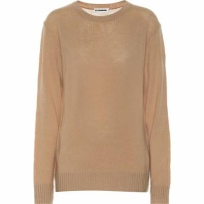 ジル サンダー Jil Sander レディース ニット・セーター トップス Virgin wool sweater Light Beige