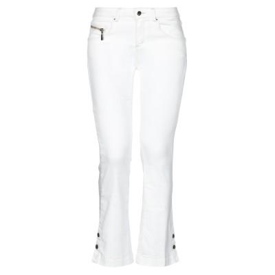 KAOS JEANS ジーンズ ホワイト 25 指定外繊維(テンセル)® 63% / コットン 30% / ポリエステル 5% / ポリウレタン 2