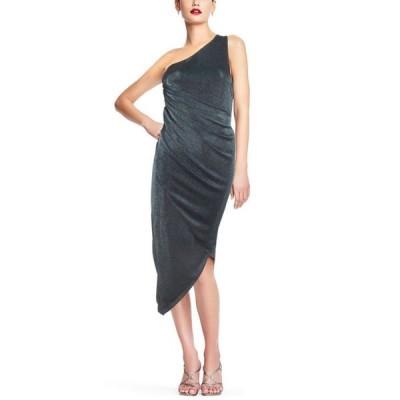 アイダン マトックス レディース ワンピース トップス One-Shoulder Bodycon Dress