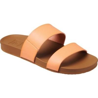リーフ サンダル シューズ レディース Cushion Vista Slide (Women's) Cantaloupe Synthetic