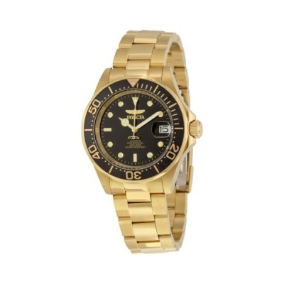 腕時計 インヴィクタ Invicta Pro Diver オートマチック ゴールド-tone メンズ 腕時計 8929
