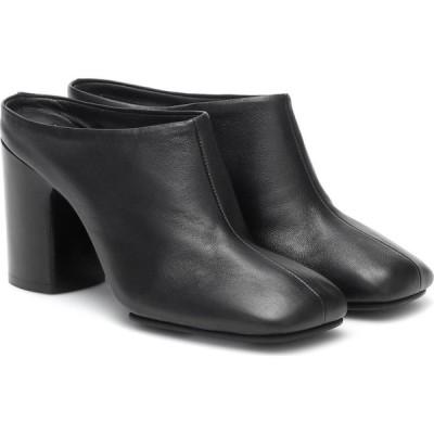 アクネ ストゥディオズ Acne Studios レディース パンプス シューズ・靴 Leather Mules Black