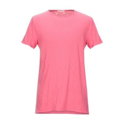 SCOUT T シャツ ピンク L コットン 100% T シャツ