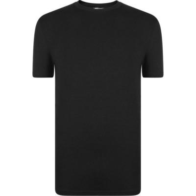 ディースクエアード DSQUARED2 メンズ Tシャツ トップス Underwear T Shirt Black