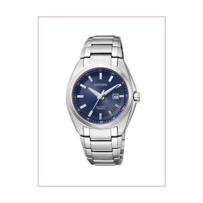 Citizen Womens Analogue Quartz Watch with Titanium Strap EW2210-53L(並行輸入品)