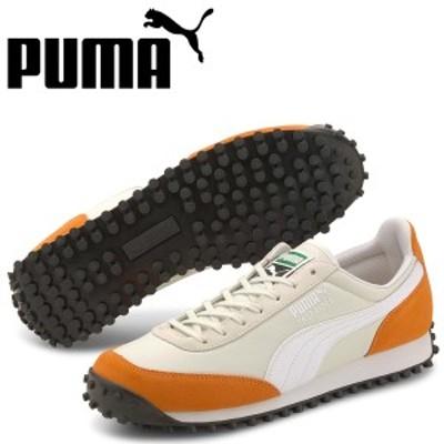 プーマ PUMA ファスト ライダー スニーカー メンズ FAST RIDER SOURCE グレー 371601-11