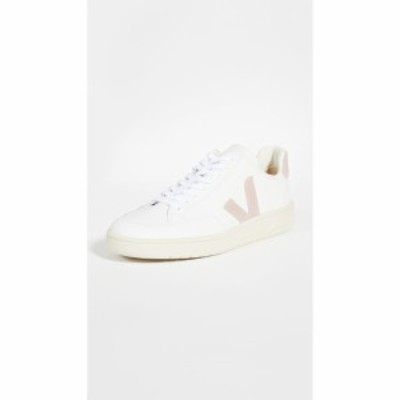ヴェジャ Veja メンズ スニーカー シューズ・靴 V-12 Sneakers Extra White/Babe
