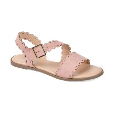 ジャーニーコレクション サンダル シューズ レディース Women's Aubrinn Sandal Pink